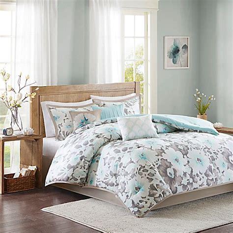 bed bath and beyond madison buy madison park makena 7 piece california king comforter