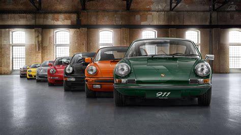 Porsche 911 Modellhistorie porsche 911 und 912 sind die verkehrssichersten oldtimer