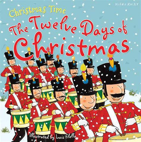 christmas time the twelve days of christmas allforschool libros juegos y recursos para el