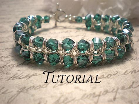 beaded chainmaille jewelry patterns you to see rings of saturn chainmaille bracelet by