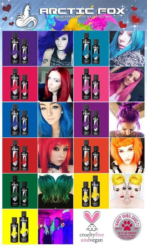 arctic fox hair color coupon code best 20 arctic fox hair dye ideas on pinterest crazy