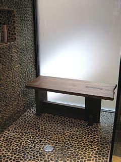 shower room bench the sinotique blog teak bench for a shower room