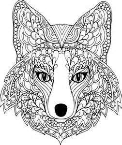Galerry animal drawings coloring pictures