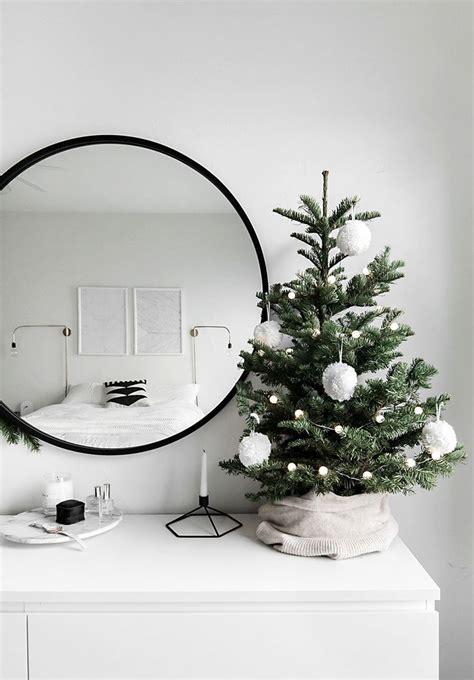 25 Unique Mini Christmas Tree Ideas On Pinterest