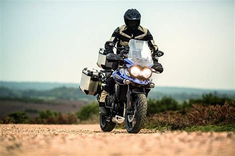 Open Explorers Motorrad by Triumph S New Tiger Explorer Lands At Aussie Dealers