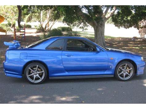 1999 nissan skyline gtr r34 for sale illinois html autos