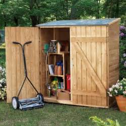 small storage building plans diy garden shed a