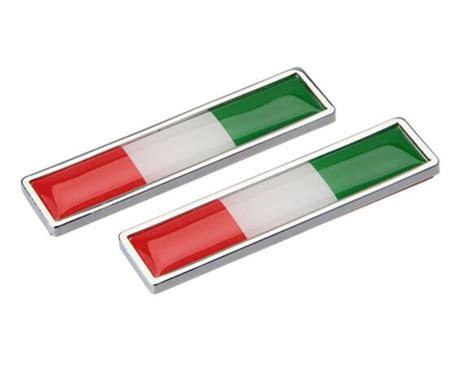 Aufkleber Auto Italien by Auto Styling Seiten Aufkleber Italien Flag Neue Paar