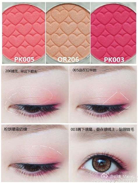 tutorial make up mata artis korea tutorial makeup natural ala korea 4k wallpapers
