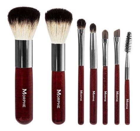 Morphe Set 696 10 Deluxe Eye Set brush sets morphe brushes
