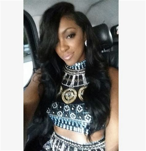 what type of hair does porsha stewart wear 31 best images about porsha on pinterest pretty girl