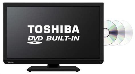 Tv Led Toshiba 24 Inch Hd toshiba 24d3433db 24 inch smart hd ready led tv dvd combi built in wifi usb ebay