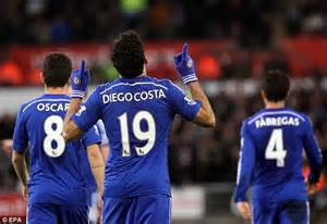 epl quadruple premier league team of the day diego costa and dwight