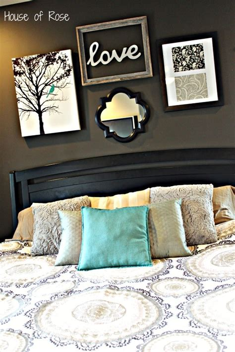 master bedroom art above bed master bedroom wall makeover
