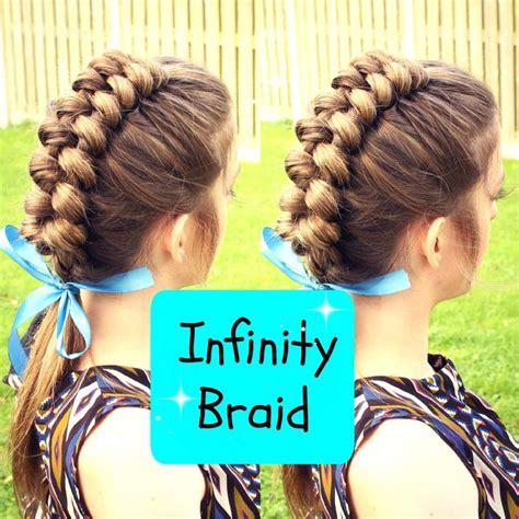 braided hairstyles tutorials dailymotion dutch infinity braid dutch braid how to my channel for