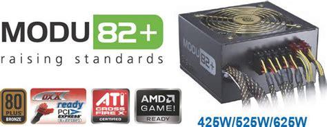 test enermax modu82 425w le comptoir du hardware