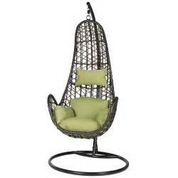 chaise suspendue salvador meubles ensembles de jardin
