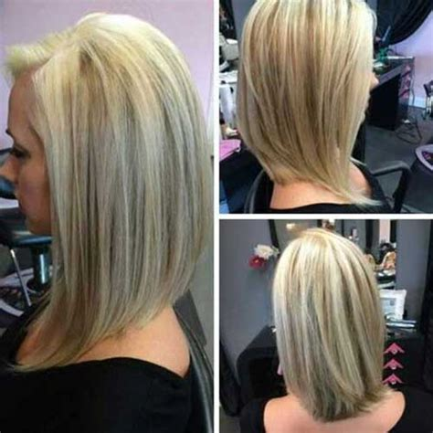 medium lenght inverted hair medium length inverted bob haircut hairstyle hits pictures