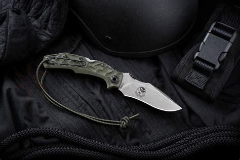 Limited Edition Pisau Survival Outdoor Tactical Laris pohl bravo one tactical limited edition folder 3 26 quot stonewashed 440c plain blade od