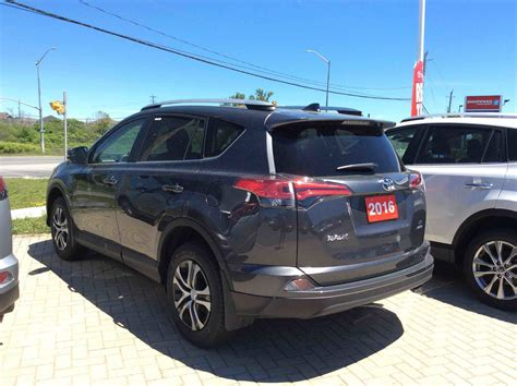 toyota inventory new 2016 toyota rav4 awd le for sale in kingston