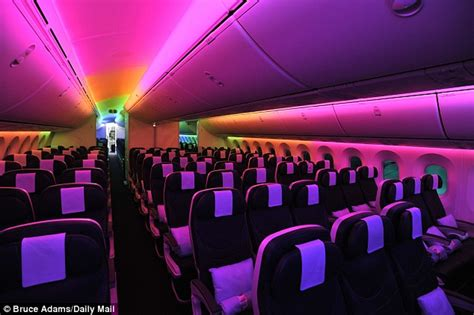 Thomson 787 Dreamliner Interior by Thomson Take Boeing 787 Dreamliner General Chat Thisisbigbrother Uk Tv Forums
