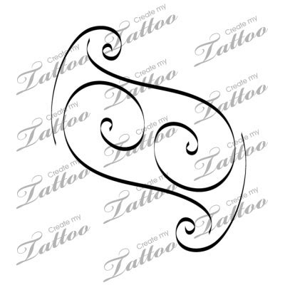 tattoo designs letters intertwined intertwined letter j s custom something like this