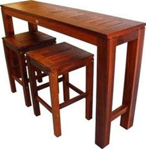 Narrow Table With Stools by Narrow Pub Tables With Stools Narrow Style Of Bar