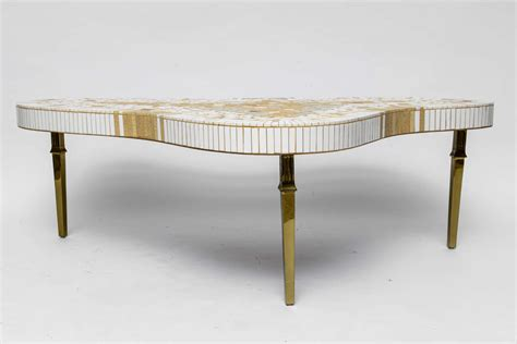 50 s tile coffee table by richard hohenberg at 1stdibs