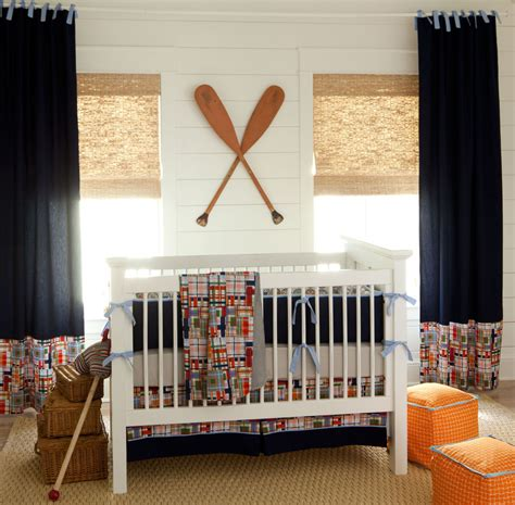 baby boy themed nursery boys room nautical theme interiordecodir com