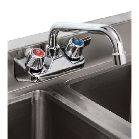 10 Bar Sink - universal bf 10 10 bar sink faucet with 4 centers