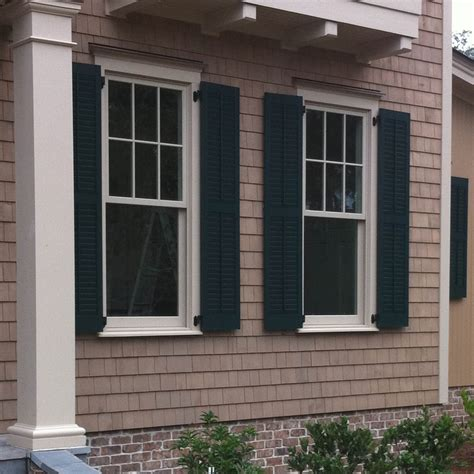 Louvered Blinds Legends Composite Louvered Shutters