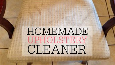 homemade upholstery cleaner for microfiber the 25 best upholstery cleaner ideas on pinterest