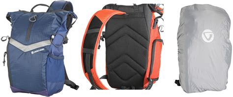 Vanguard Reno 41 Backpack Bag Blue Orange Khaki Green Berkualitas vanguard style for the outdoor photographer b h explora