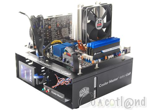 cooler master test bench v1 0 forum cooler master projecteur sur la lab test bench v1 0 bo 238 tiers racks