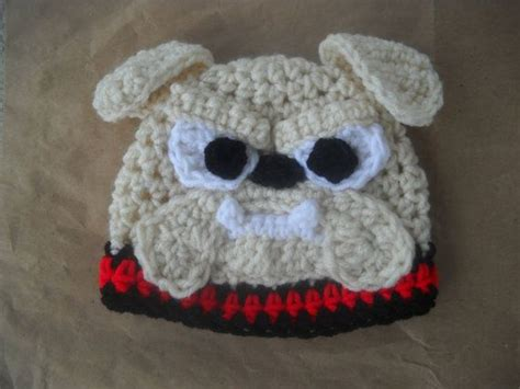 crochet pattern english bulldog 1000 images about diaper cover and hat sets on pinterest