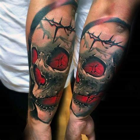 badass small tattoos for guys 50 badass forearm tattoos for cool masculine design