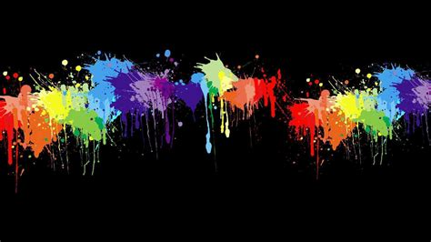 wallpaper colorful paint paint splatter wallpapers wallpaper cave