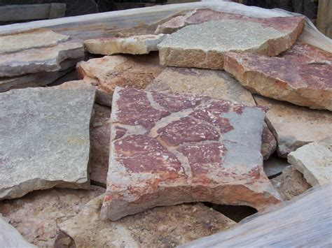 top 28 how much does a pallet of flagstone weight top