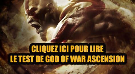 god of war 3 film complet god of war ascension la sc 232 ne de sexe en vid 233 o