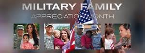 military family month 2016 military benefits