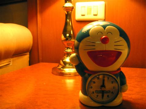 doraemon clock themes thailand travel blog bangkok solo trip day 2 siam