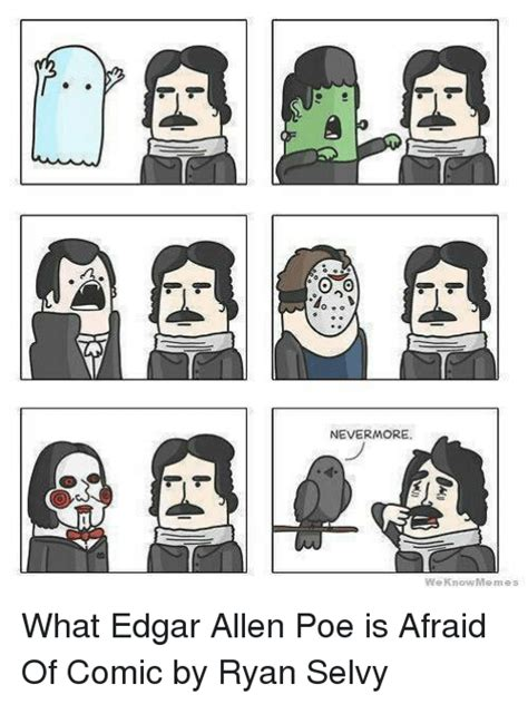 Edgar Allen Poe Meme - 25 best memes about nevermore nevermore memes