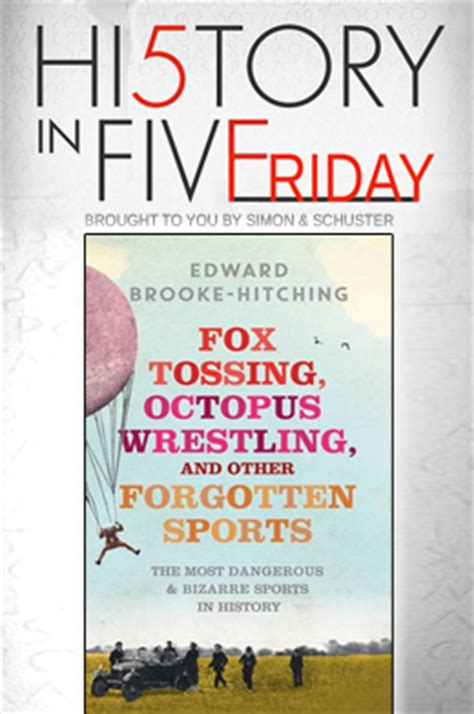 libro fox tossing octopus wrestling history author show