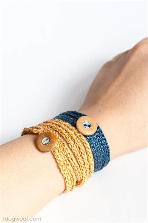 crochet bracelet with pattern business crochet friendship bracelets