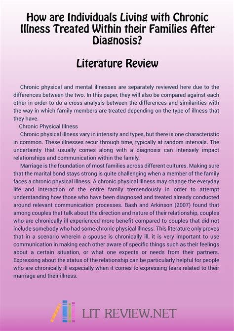 sample apa style literature review coursework academic service