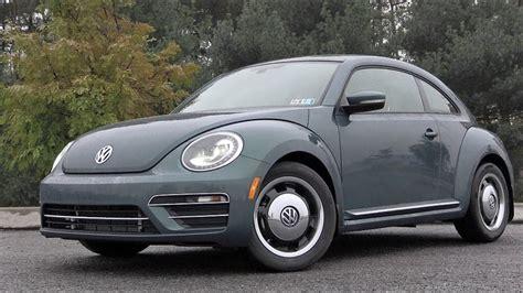 volkswagen beetle coast review youtube