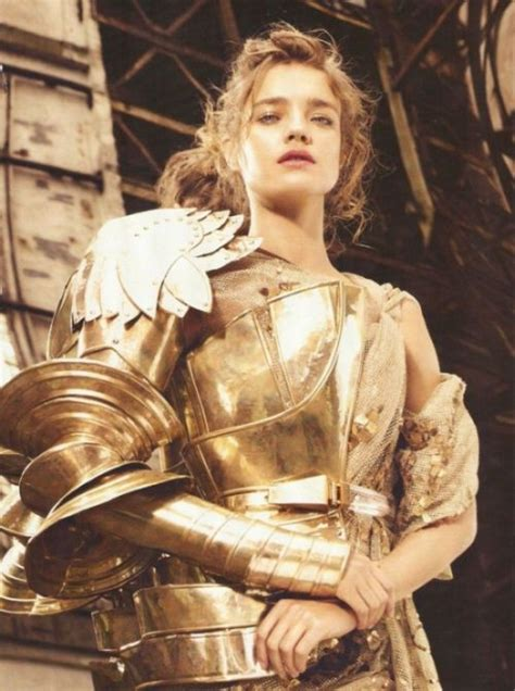 was joan of arc blonde pictures of women in armor