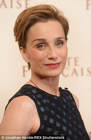 actress emily thomas 25 best ideas about kristin scott thomas on pinterest
