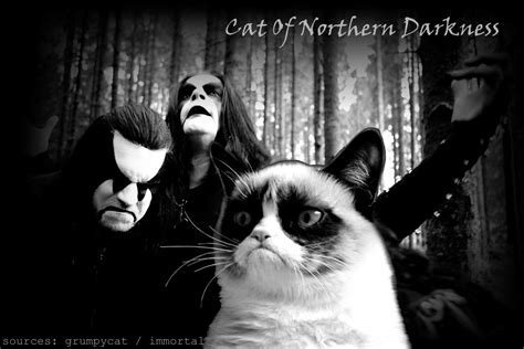 Abbath Memes - black metal girls