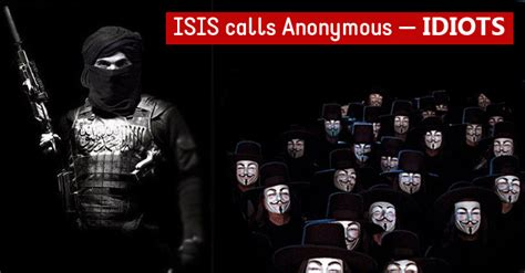 group pledges to release more info on hacking team attack isis calls anonymous quot idiots quot and issues 5 lame tips for